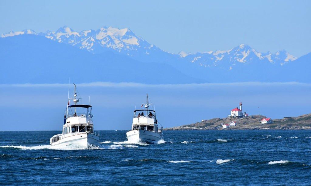 San Juan Flotilla NW Explorations