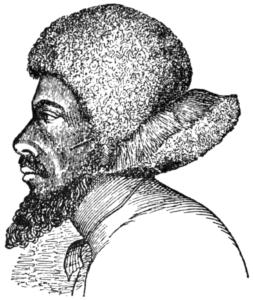 An illustration of Chief Vendovi, courtesy Wikipedia.