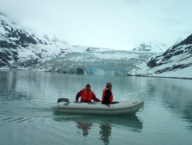 Glacier Bay--Rick Cree