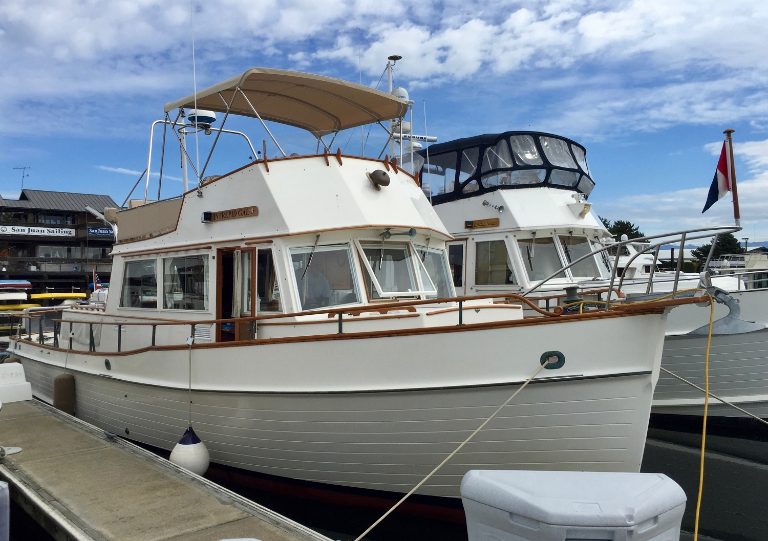 Yatch for Sale Bellingham