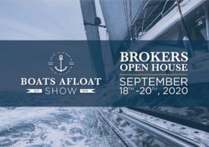 Boats Afloat Show - 18-20 September 2020